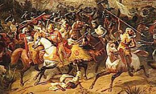 Львиное Сердце победил Саладина у нынешнего военного завода