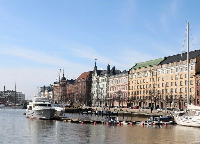 Финляндия разрешила въезд в страну владельцам маломерных судов