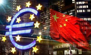Китай берет под контроль Евросоюз