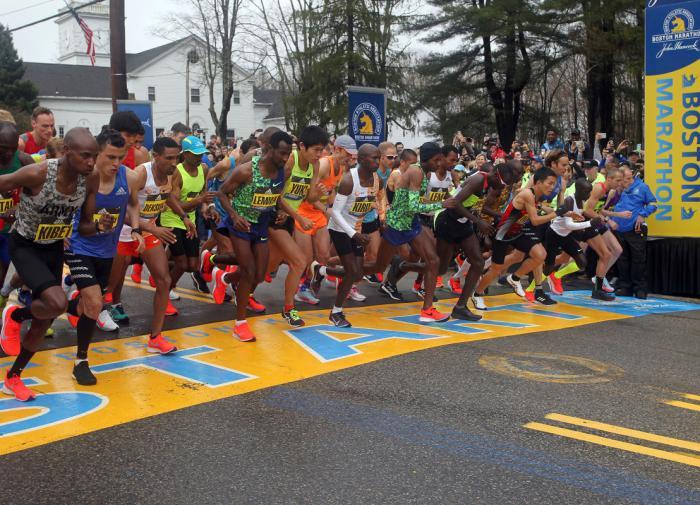 Лондонский марафон отложен до 2021 года