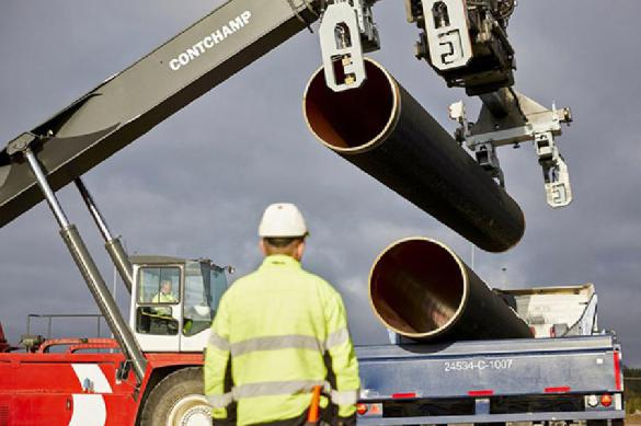 В Газпроме обозначили сроки завершения строительства СП-2