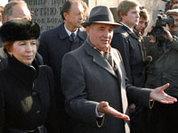 """Как Горбачев в Сталина """"играл"""""""