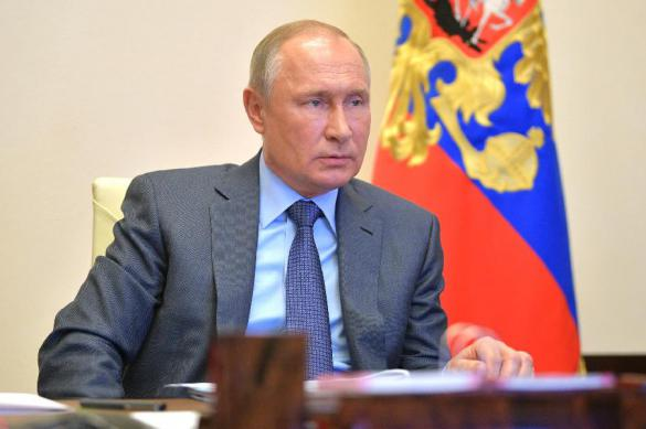 Путин: о принятых решениях мало объявить, они должны работать