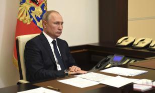 Путин рассказал об уровне безработицы в России
