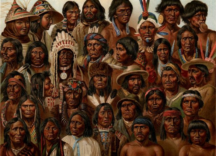 Рацион индейцев доколумбовой Америки включал кабачки и мясо оленей