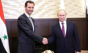 Путин рассказал о главной проблеме Сирии