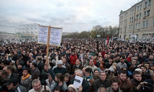 Горе-оппозиция снова надеется устроить Майдан чужими руками