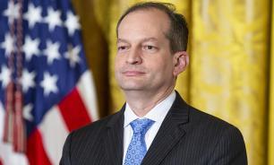 Глава минтруда США ушел в отставку