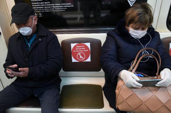 В Москве за сутки умерли еще семь пациентов с коронавирусом