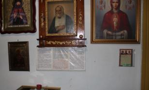 Житель Приморья из мести украл икону из церкви