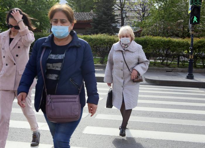 В четырех регионах России нет новых случаев коронавируса
