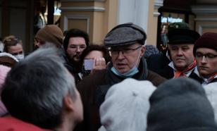 """""""Диагност Путина"""" Валерий Соловей задержан в Петербурге"""