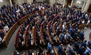 Украина может законодательно запретить подачу воды в Крым