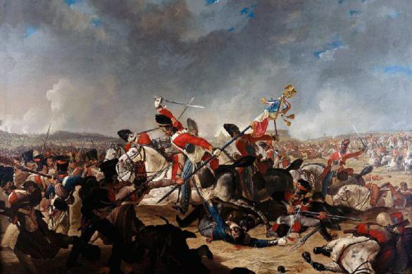Последнее сражение Наполеона