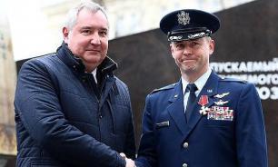 Астронавт Ник Хейг, награжденный орденом Мужества, гордится наградой