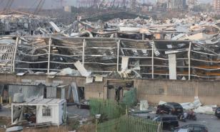 В Бейруте прекратили искать выживших людей