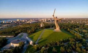 """Артемию Лебедеву не понравился монумент """"Родина-мать зовёт!"""""""