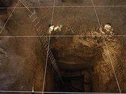 Загадка древней цивилизации скрыта в подземном коридоре