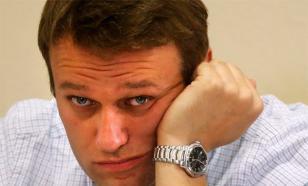 """Навальный уходит в """"нах-нах"""""""