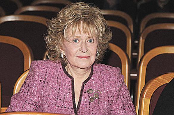 Регина Дубовицкая рассказала о размере своей пенсии