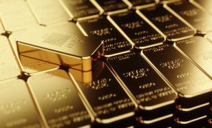 Цена на золото достигает исторической отметки
