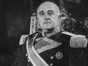 Диктатор Франко зовет испанцев к единству