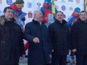 Свердловский спорт выходит на мировой уровень