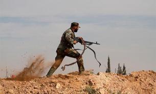 Армия Сирии отбила атаку террористов и разбила два их командных пункта в Дераа
