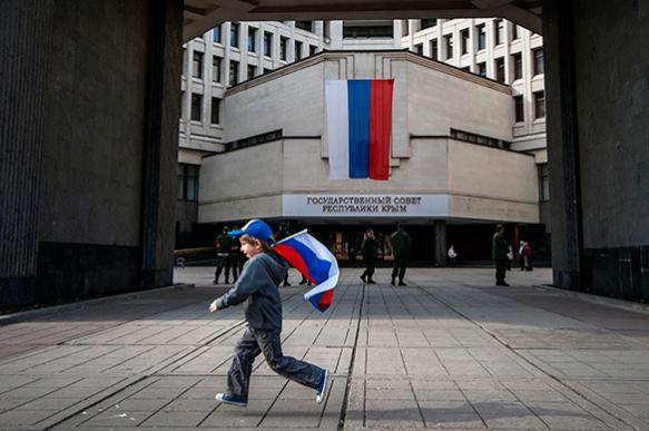 Европейские партии готовятся к признанию Крыма