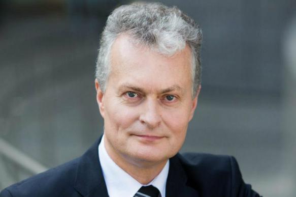 Кандидат в президенты Литвы Науседа выступил за смягчение антироссийской риторики