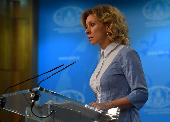 Захарова поймала на лжи генерального секретаря НАТО