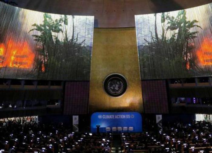 В США оценили выступление Путина на климатическом саммите