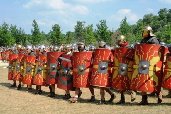Армия Древнего Рима. Часть 2