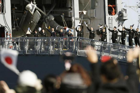 Морские силы самообороны Японии разрешают развлекательный Wi-Fi