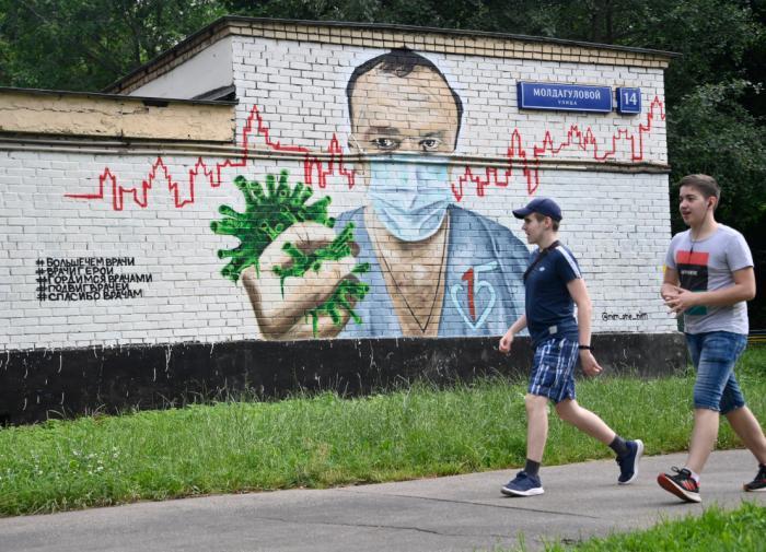 Корона-кризис: почему россияне не верят статистике и власти