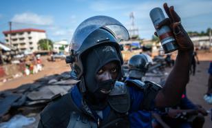 После госпереворота в Гвинее разграбили здания Минсвязи и локальных СМИ