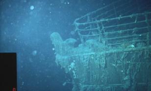 """Цунами """"подарило"""" древний корабль"""