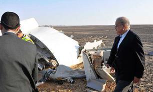 Обломки А321 будут перевезены из Шарм-эль-Шейха в безопасное место