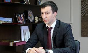 Подозреваемого в хищении 20 млн рублей министра экономики Дагестана арестовали