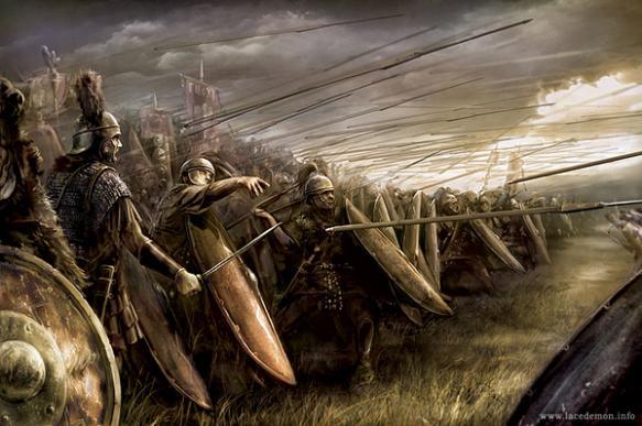 Армия Древнего Рима. Часть 3.