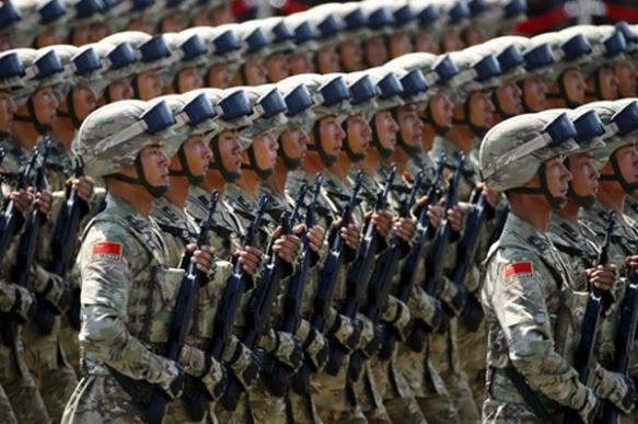 Страшные факты о китайской военной мощи