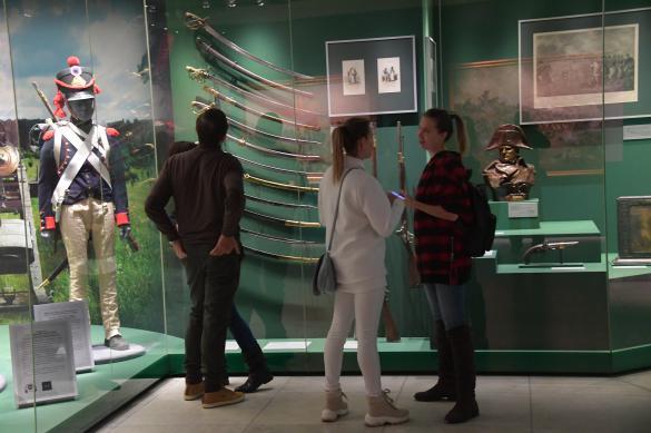 Российские музеи откроют через полтора месяца
