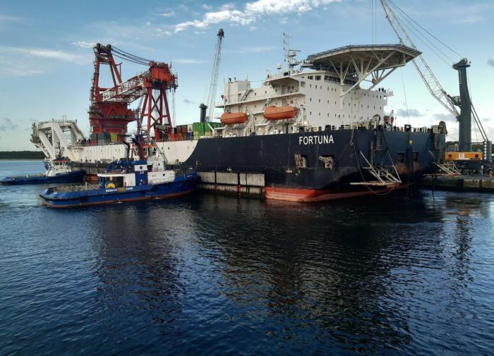 """Газпром предупредил инвесторов, что """"СП-2"""" может быть отменён"""