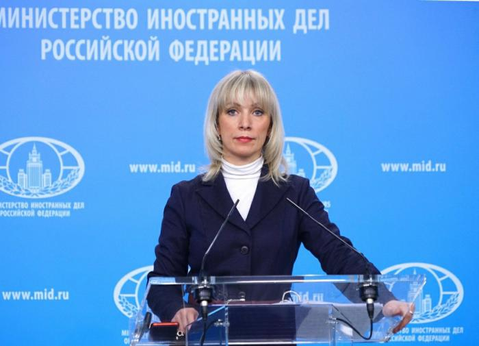 """В НАТО нарушили """"джентльменское соглашение"""" о нерасширении, заявила Захарова"""