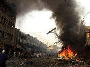 В результате взрыва в Пакистане погибли более 20 человек