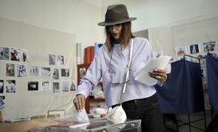 На выборах в Греции СИРИЗА опять лидирует