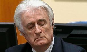 Бывший лидер боснийских сербов Караджич приговорен к пожизненному заключению