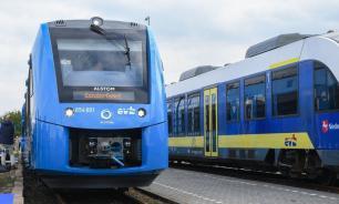 """""""Росатом"""" запускает производство поездов на водородном топливе"""