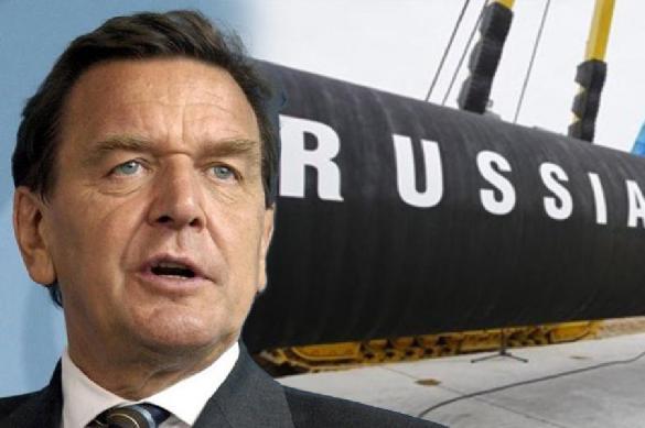 Экс-канцлер Германии вновь призвал к отмене антироссийских санкций