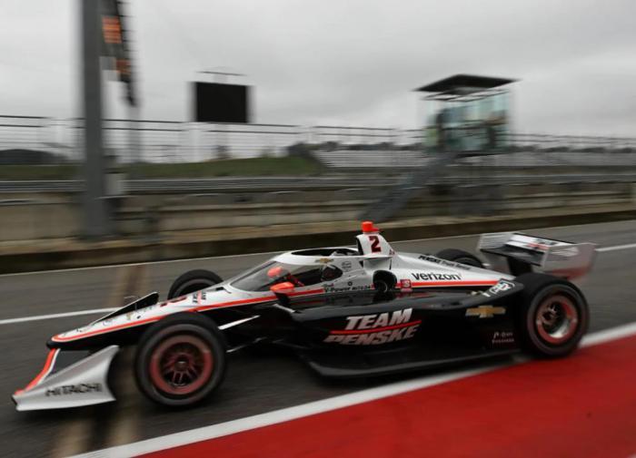 Космические силы США спонсируют разработку болида Indy 500